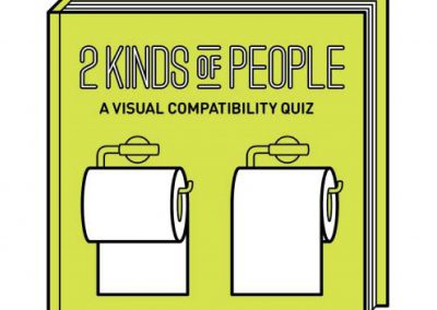 2 Kinds of people…插畫家João Rocha筆下的幽默二分法