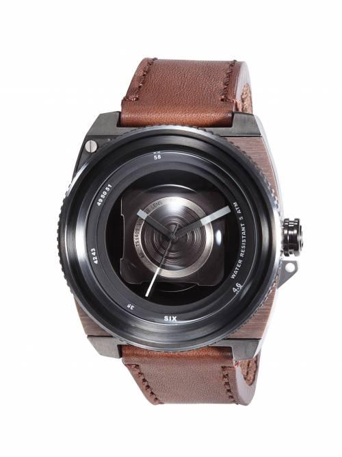 鏡頭在手復刻典藏版Vintage Lens-優雅膠卷褐