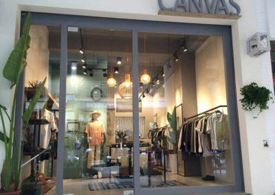 CANVAS一中店
