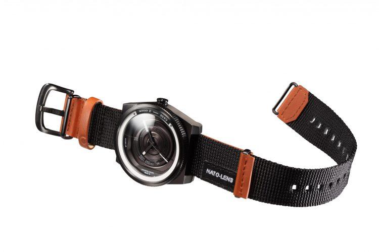 單元3_TACS_鏡頭在手北約限定款_更換為戰地橘錶帶示意