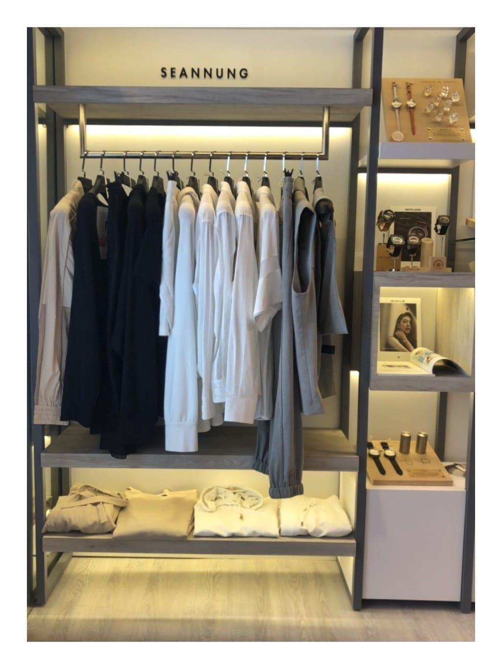 從倫敦時裝周淬鍊而生的邏輯優雅品牌SEANNUNG