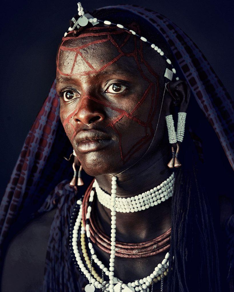 在他們消失之前:那些美麗的古老民族