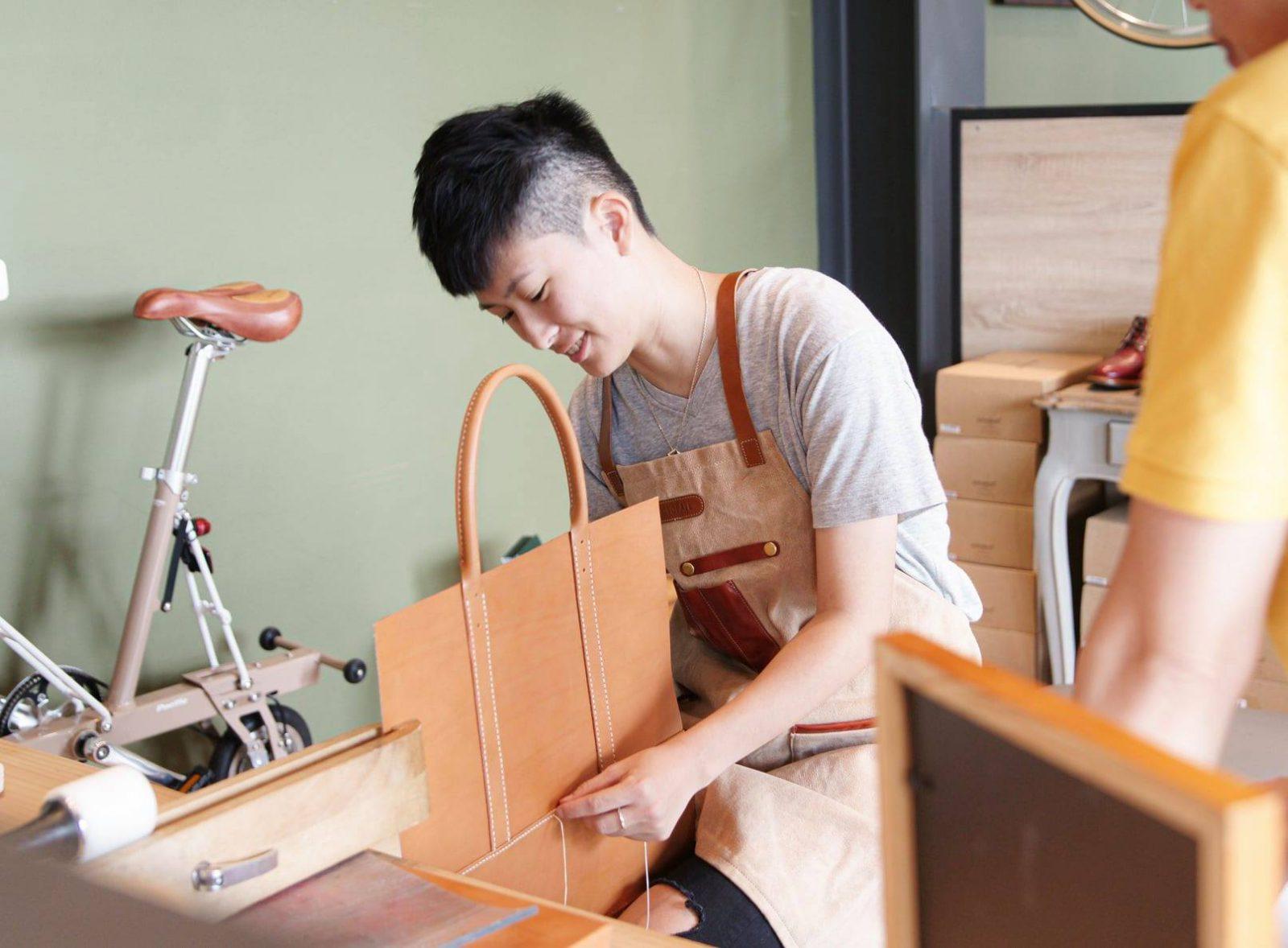 從根開始:路思大RootStock - 將皮革工藝融入在地體驗的文創園區