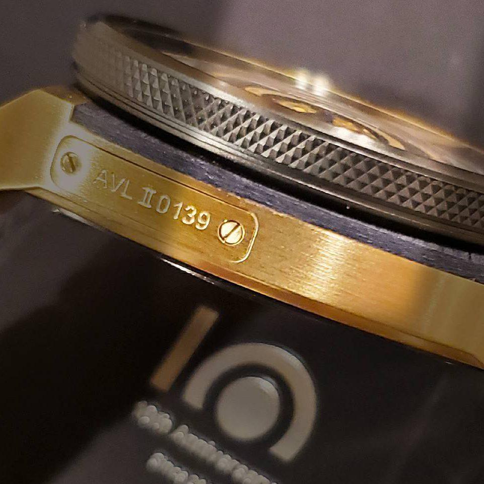 黃金時刻序號