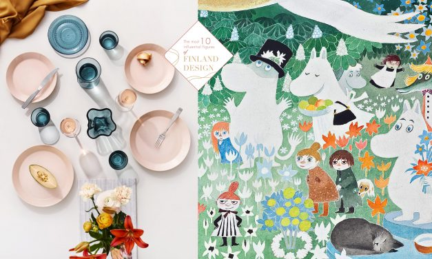 大自然為孕育靈感之母,盤點芬蘭設計界最具影響力的人物 – 上