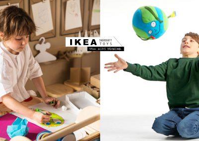 想像力就是你的超能力!孩子們賦予 IKEA 絨毛玩偶童趣新生命