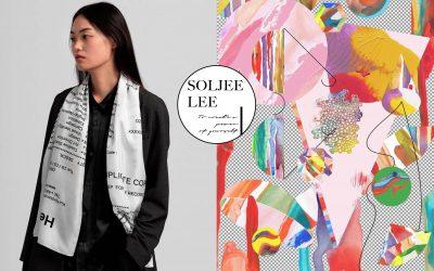 設計師故事 – 從一名護士轉職為插畫設計師,Soljee Lee選擇不同的人生風景