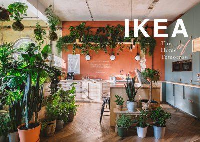 環保生活居家提案:IKEA明日之家將百年公寓改造成綠色天堂