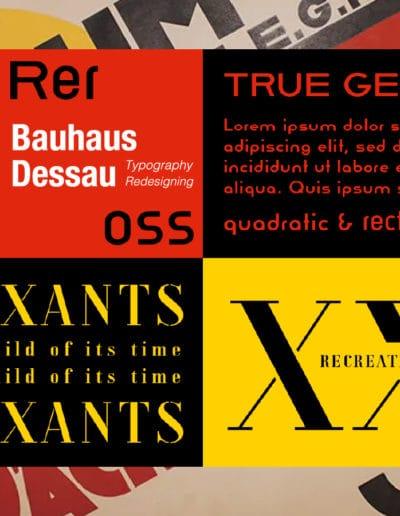 向包浩斯主義致敬:字體設計師 Erik Spiekermann 賦予字體新生命